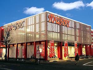 トワーズ小平店みんなのパチンコ館 店舗写真